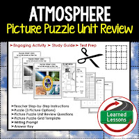 EARTH SCIENCE Test Prep, EARTH SCIENCE Test Review, EARTH SCIENCE Study Guide, Atmosphere
