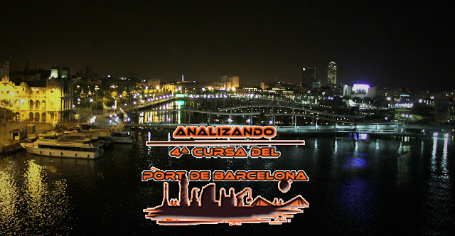 Analizando 4ª Cursa Port de Barcelona