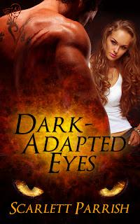 A Nix PN Erotic review – Dark Adapted Eyes by Scarlett Parrish (4.5 Stars)