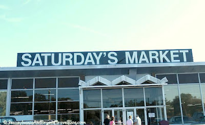 Saturday's Market - Flea and Farmer's Market Middletown Pennsylvania