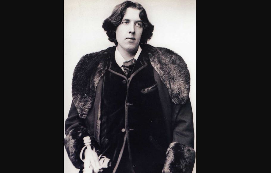 Detalles de Oscar Wilde
