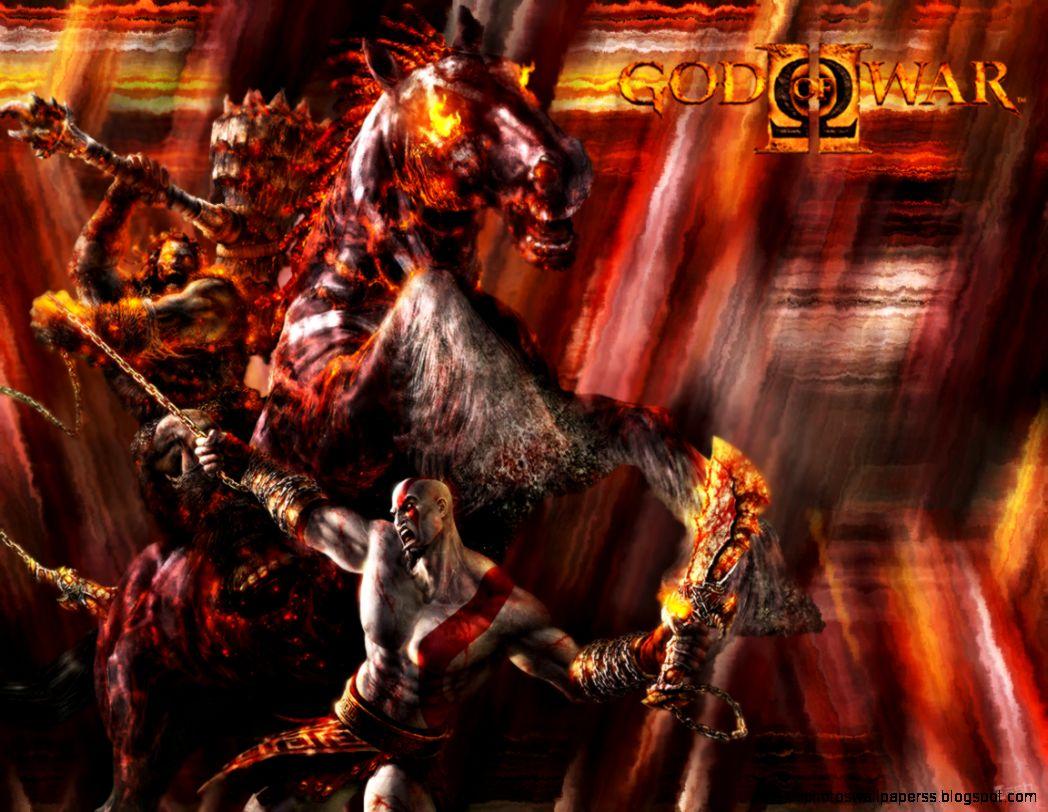 God of war 2 hd pics