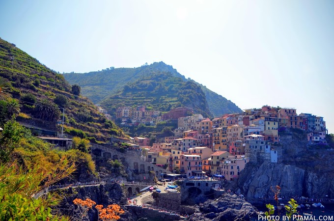 My Travels to Cinque Terre
