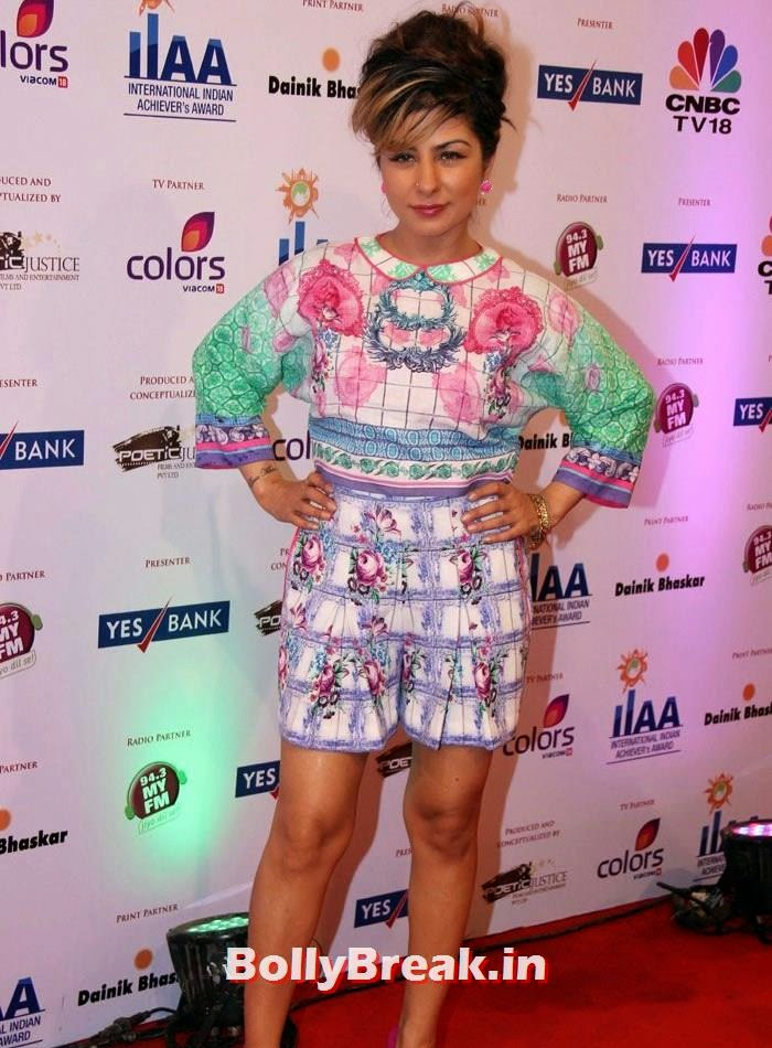 Hard Kaur, International Indian Achiever's Awards Photo Gallery