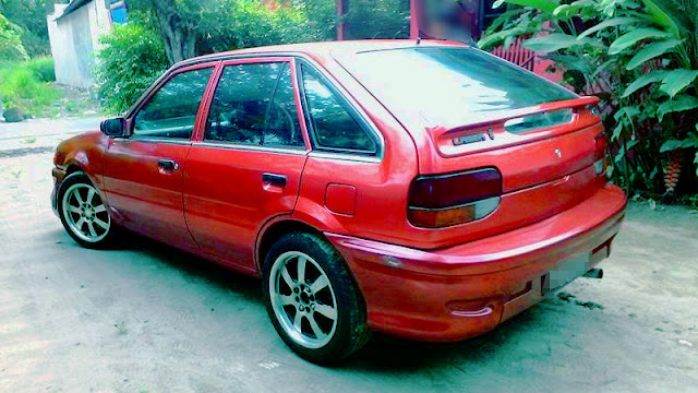 Ford Laser Hatchback