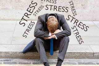 terkadang sanggup menciptakan seseorang menjadi gampang stress hingga depresi Cara Praktis Menghilangkan Stress
