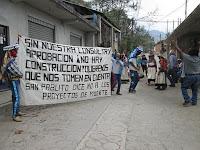 Pueblos indígenas de México en lucha contra gasoducto Tuxpan-Tula