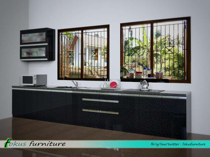 Kitchen Set Minimalis Bogor Furniture Kitchen Set Minimalis Lemari