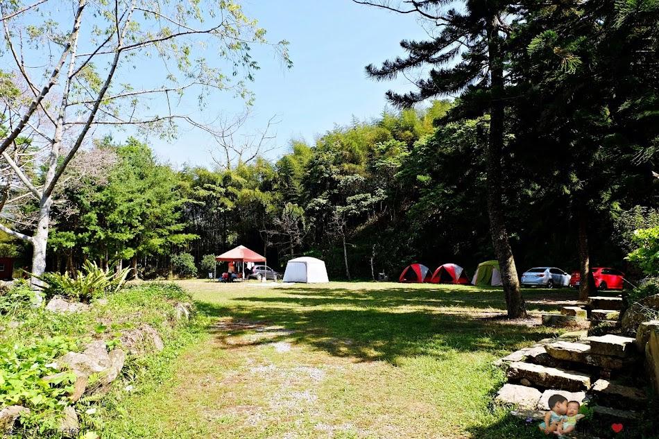 綠背包露營區