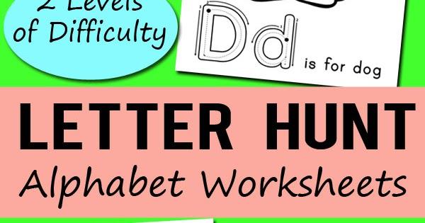 alphabet letter hunt worksheets totschooling toddler, preschoolalphabet letter hunt worksheets totschooling toddler, preschool, kindergarten educational printables