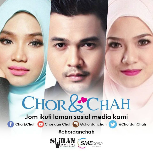 poster chor & chah