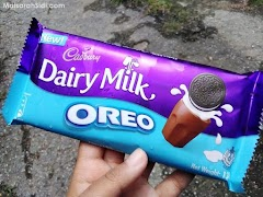 Sedap ke Cadbury Dairy Milk Oreo?