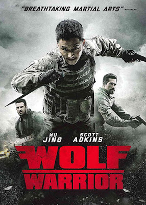 Wolf Warriors 2015 Chinese 480p BluRay 300 MB Download