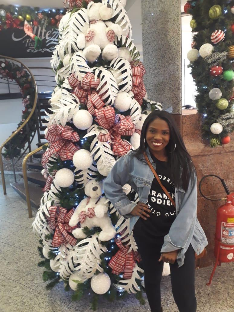 Decoração de Natal Shopping Várzea Teresópolis