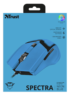 TRUST GXT 101-SB MOUSE GAMING 22385