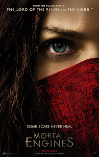 Mortal Engines - Poster & Segundo Trailer