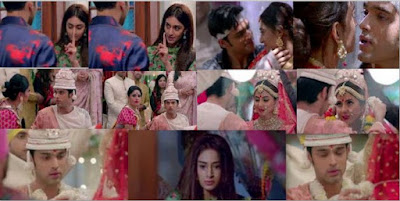 "Kasautii Zindagii Kay 27th February 2019 Written Update "" Anurag-Komolika's Marriage Prerna Runs to Stop ""."