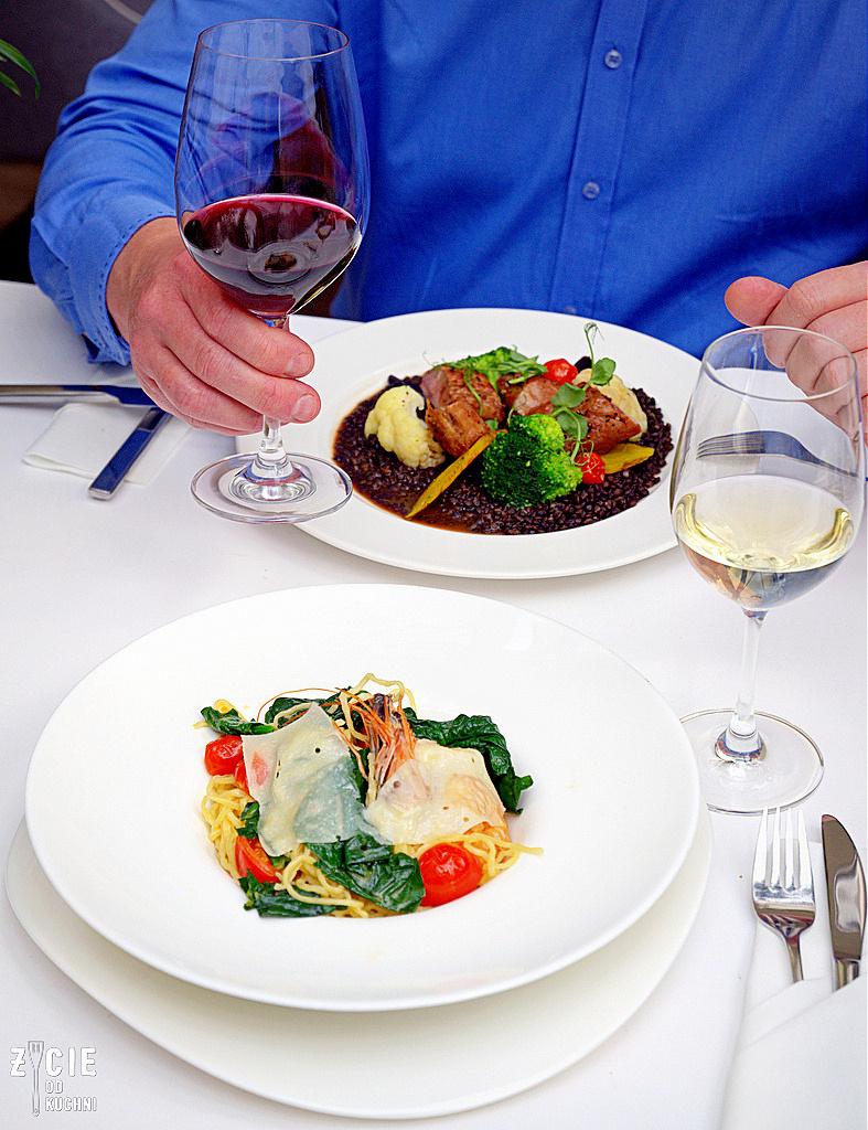 linquine ai gamberi, wloska restauracja w krakowie, gdzie zjesc w krakowie, marcelino chleb i wino, oranzeria, restauracja krakow, projekt jana 16, zycie od kuchni