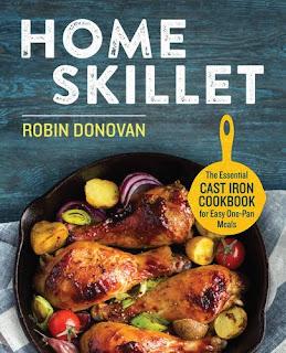 cast iron skillet, cast iron pan, recipes, cookbook