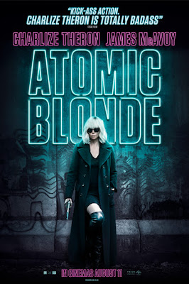 atomic blonde movie review 2017 charlize theron james mcavoy Sofia Boutella