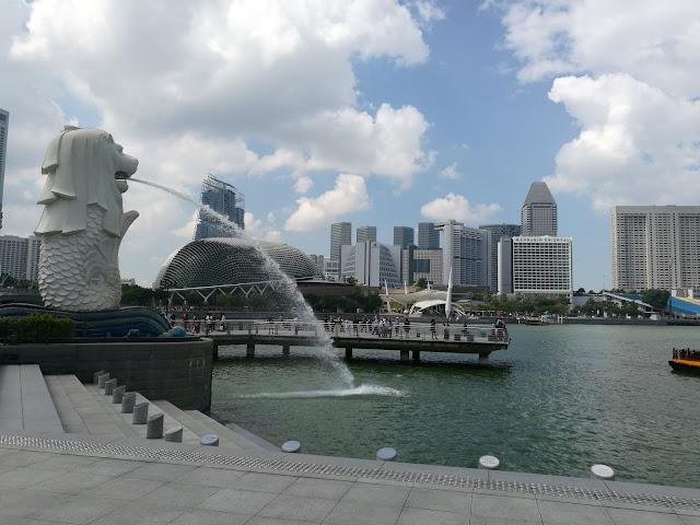 Liburan ke Singapura apa persiapannya