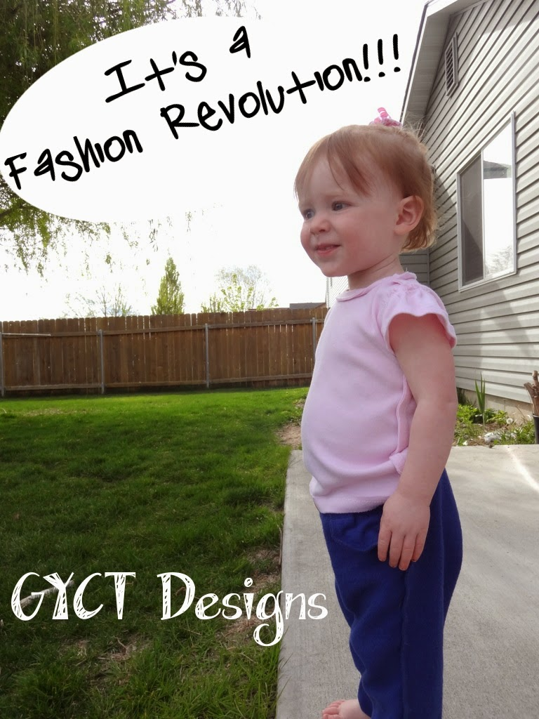 Fashion Revolution with GYCT Designs