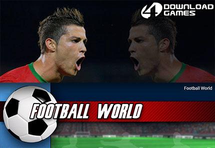 لعبة كرة القدم العالمية Football World