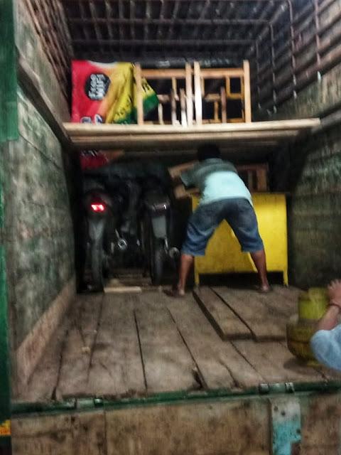 Sewa Truk Tangerang ke Parsoburan Medan