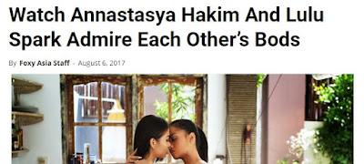 WOW, Model Asal Indonesia ini Berani Tampil Tanpa Busana di majalah Dewasa
