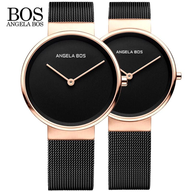 b7bbd5099d94 ... Lujo de Zafiro Reloj de Cuarzo Reloj de Las Mujeres Hombres Del Reloj.  Evaluar su precio barato con mejor precio tienda en línea.