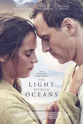 La luz Entre Los Océanos (2016) [BDrip Latino] [Drama]