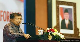 Wapres JK Sebut Presiden Jokowi yang Putuskan Kenaikan Biaya STNK, Polri dan Menkeu Hanya Mengusulkan