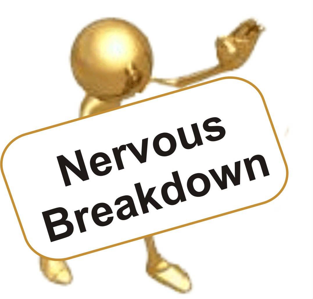 anxiety breakdown symptoms