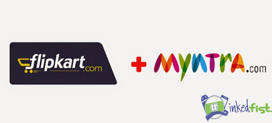 Flipkart takes over Myntra : India's Largest e-commerce deal ~ Inked Fist