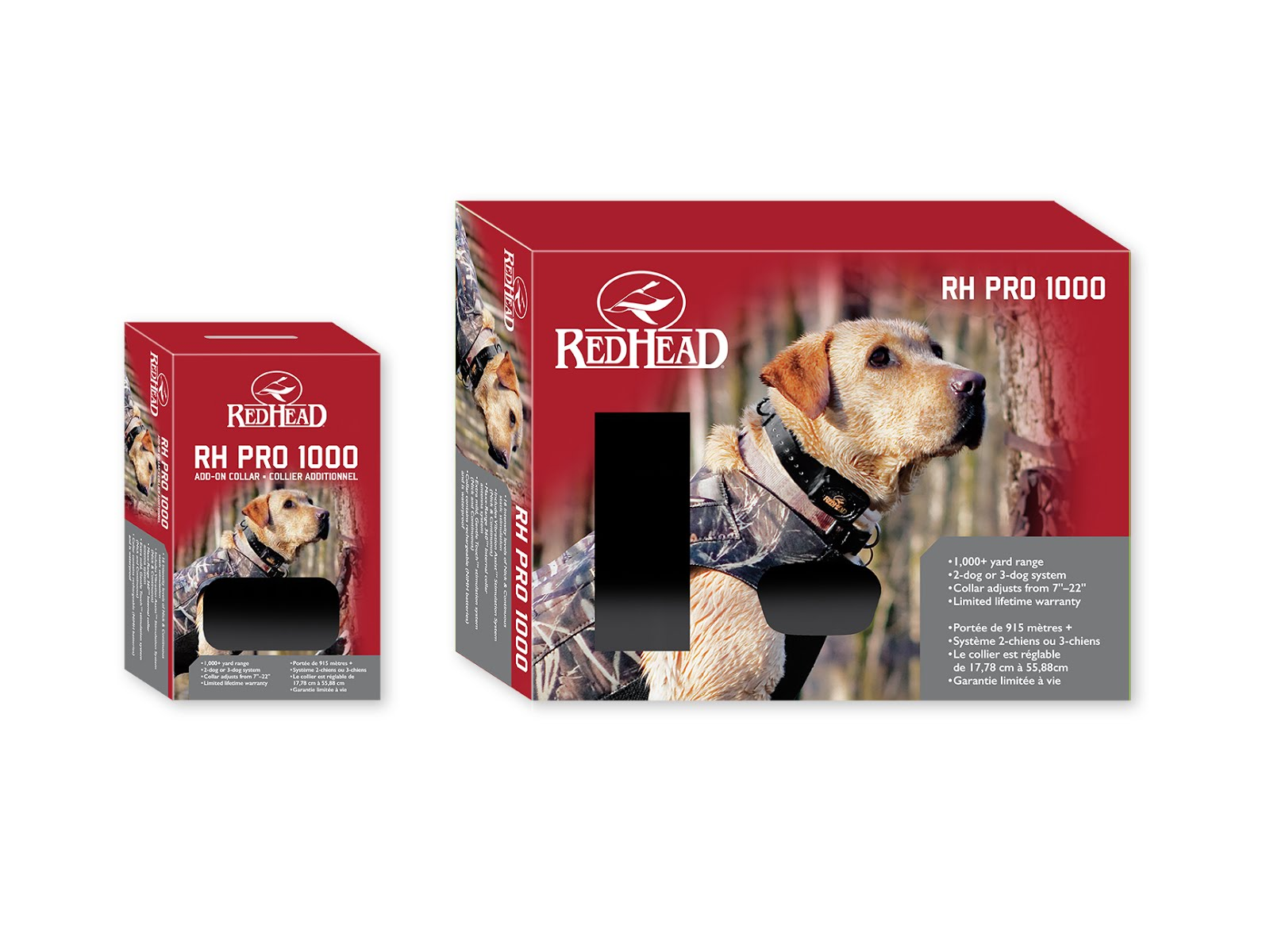 RedHead Dog Products