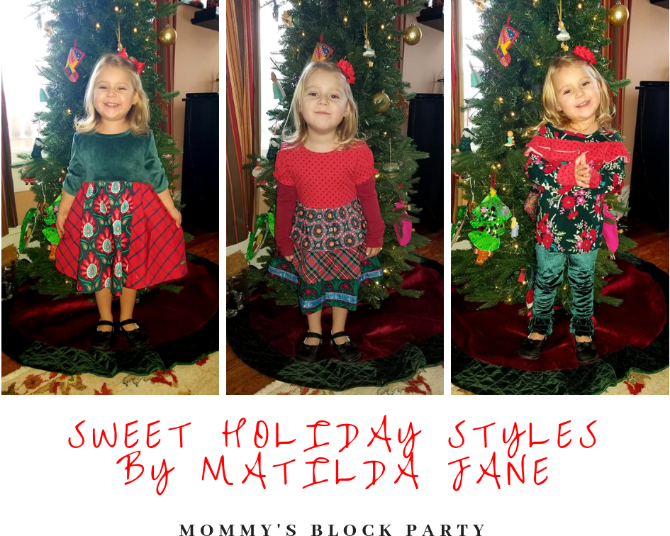 2648bc16496e8 Sweet Holiday Style for Your Little Sweeties by Matilda Jane #MBPHGG18