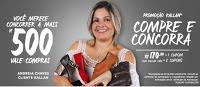 Participar Promoção Kallan Calçados Compre e Concorra