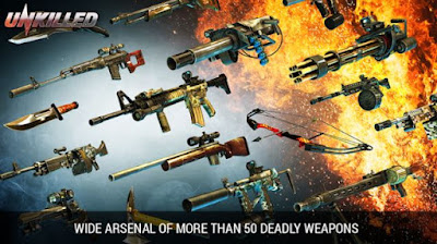 Game tembak-tembakan Unkilled V05.0 APK