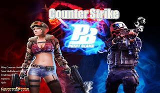 CSPB Mod Counter Strike Point Blank Apk v1.6 High Compress for Android