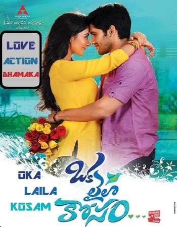 Oka Laila Kosam 2014 UNCUT Hindi Dual Audio HDRip Full Movie Download