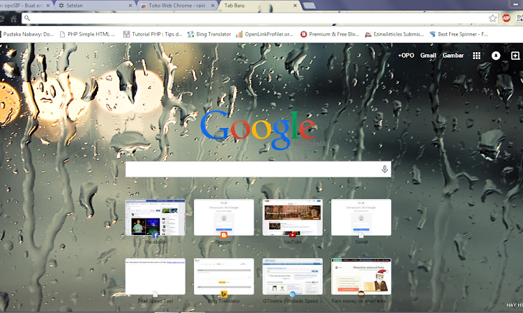 Cara Mudah Mengganti Tema Tampilan Google Chrome