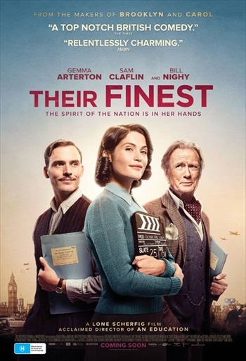 Their Finest 2016 English Movie Download