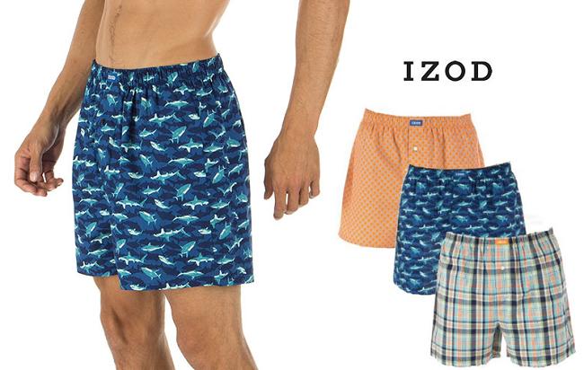 Izod boxer shorts