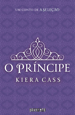 News: O Principe, de Kiera Cass 7