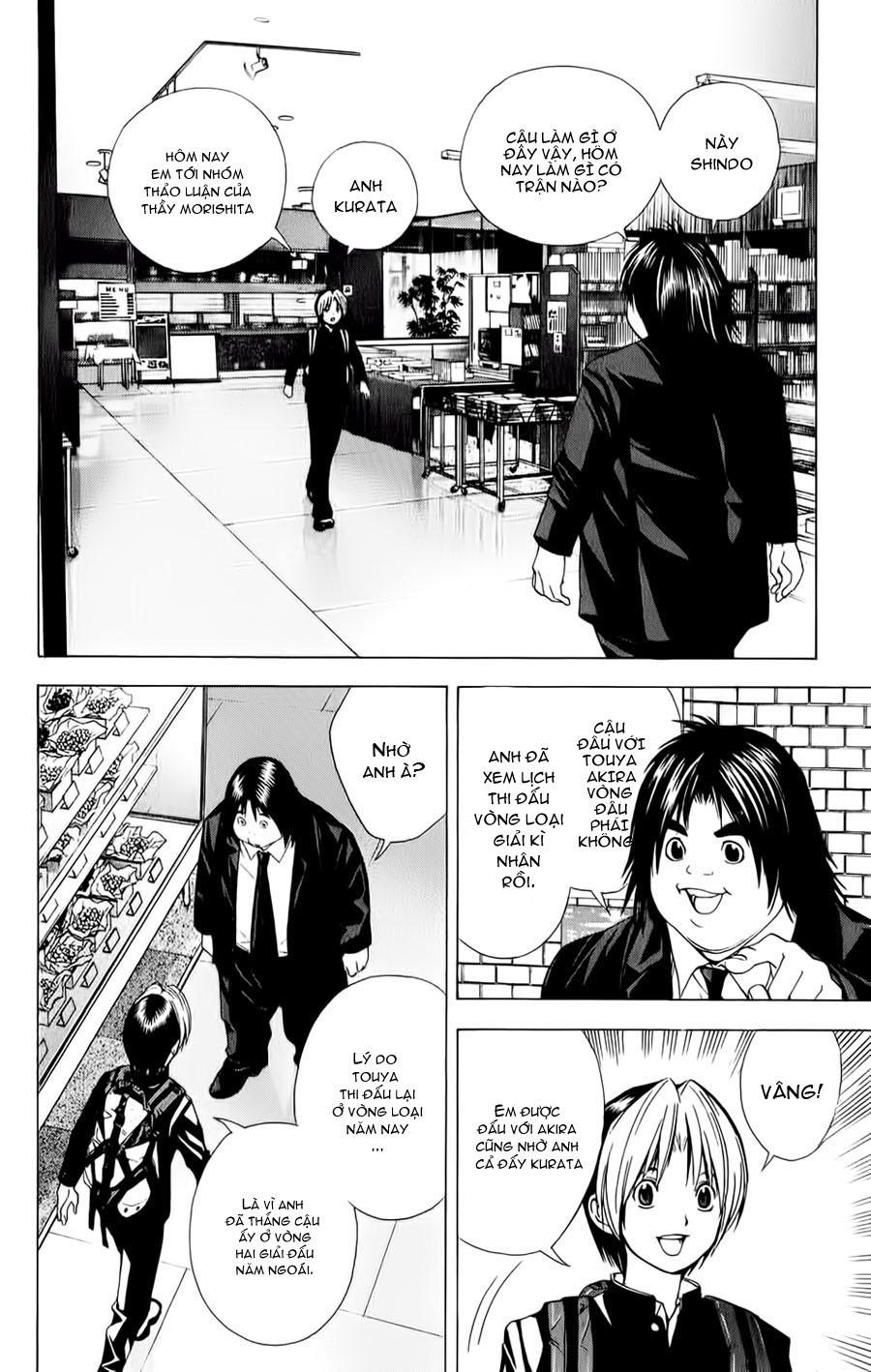 Hikaru No Go hikaru no go chap 144 trang 3