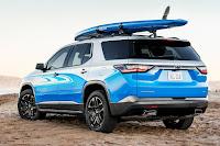 Chevrolet Traverse SUP Concept (2018) Rear Side
