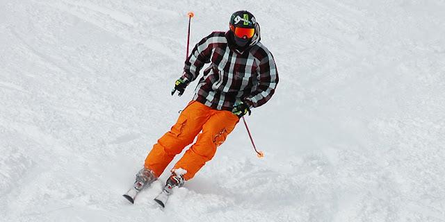 Esquiar em Los Penitentes na Argentina