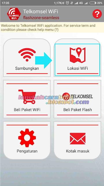Cara Menggunakan Paket Kuota Wifi Telkomsel