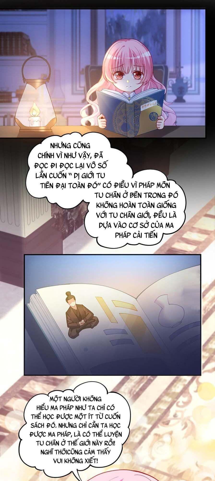 Quy Tắc Sinh Tồn của Công Chúa Chapter 43 - Trang 18