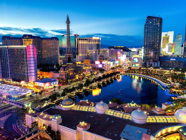 Las Vegas Vacation Packages, Flight and Hotel Deals